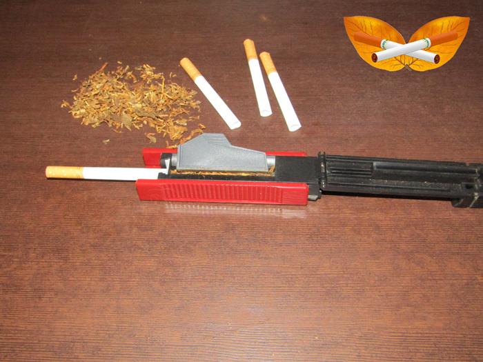 masinka GIZEH+ zabivka tabaka