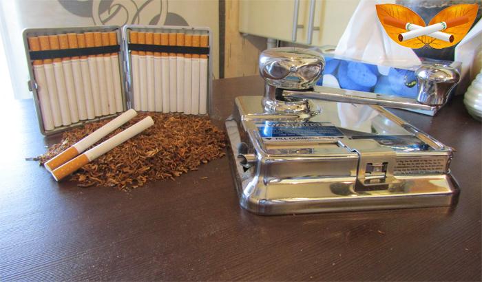купить табак для сигарет пенза