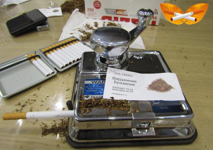 Табак из Гусь Хрустального